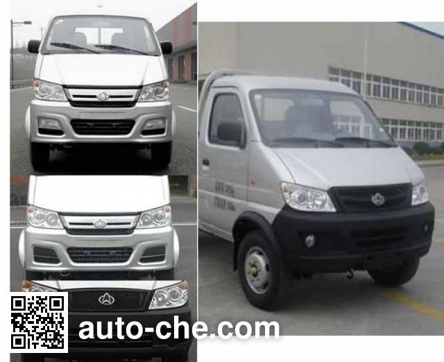 Jinyinhu WFA5031ZXXS detachable body garbage truck