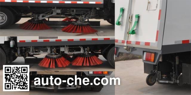 Jinyinhu WFA5060TSLQL street sweeper truck