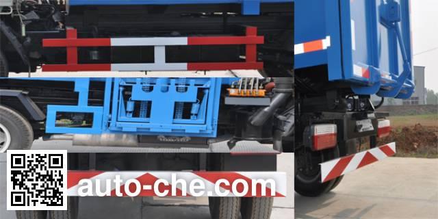 Jinyinhu WFA5061ZZZE self-loading garbage truck