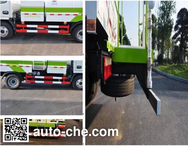 Jinyinhu WFA5073GXSEE5 street sprinkler truck