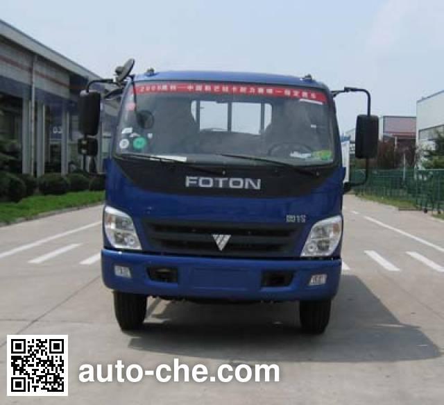 Jinyinhu WFA5082XTYF sealed garbage container truck