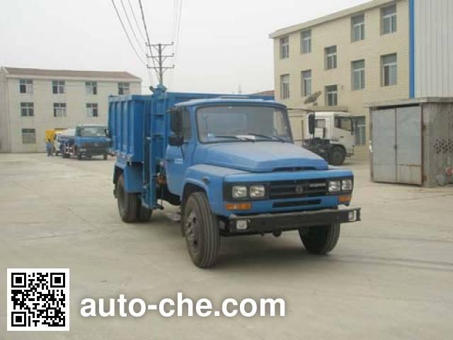 金银湖牌WFA5091ZZZE自装卸式垃圾车