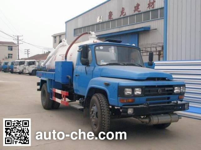 Jinyinhu WFA5110GXEE suction truck