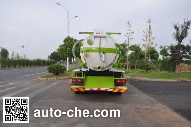 Jinyinhu WFA5123GXWEE5 sewage suction truck
