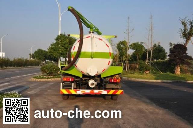 Jinyinhu WFA5124GXEEE5 suction truck