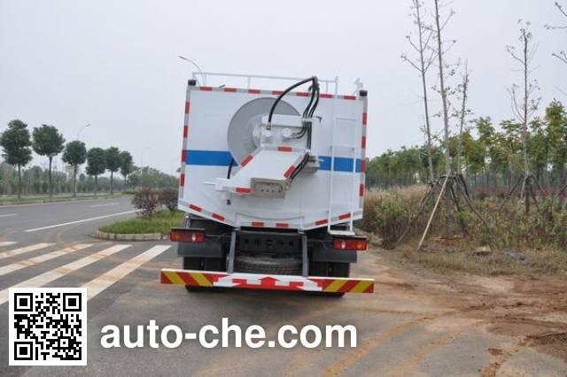Jinyinhu WFA5161GQXEE5 sewer flusher truck