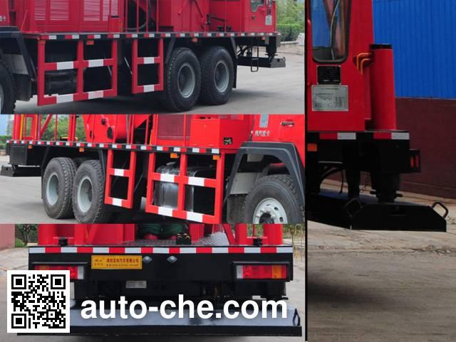 Tuoshan WFG5250TXJ well-workover rig truck