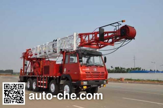 Tuoshan WFG5310TXJ well-workover rig truck