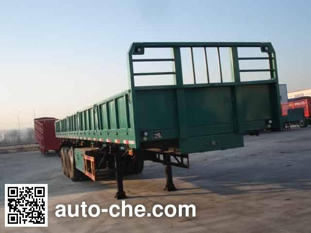 Tuoshan WFG9403CZX dump trailer