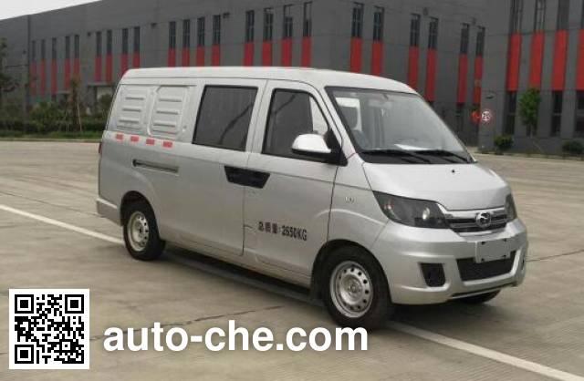 Yangtse WG5031XXYBEV electric cargo van