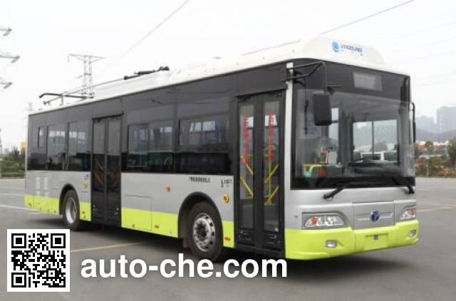 扬子江牌WG6100BEVHM1纯电动城市客车