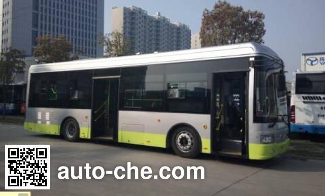 扬子江牌WG6100BEVHM2纯电动城市客车