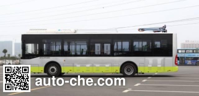 扬子江牌WG6100BEVHM5纯电动城市客车
