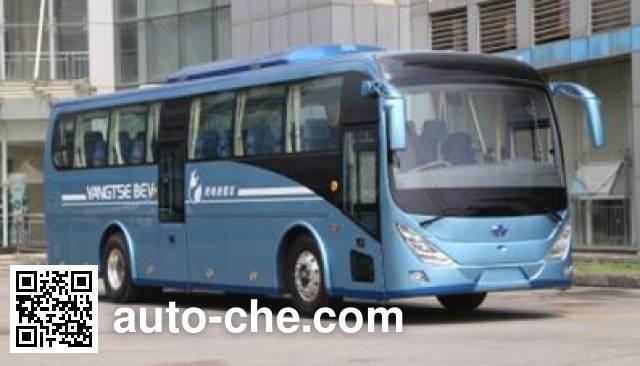扬子江牌WG6110BEVHG2纯电动客车