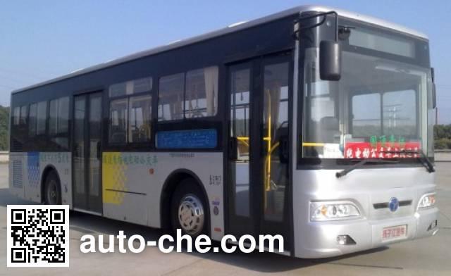 扬子江牌WG6110BEVHM纯电动城市客车