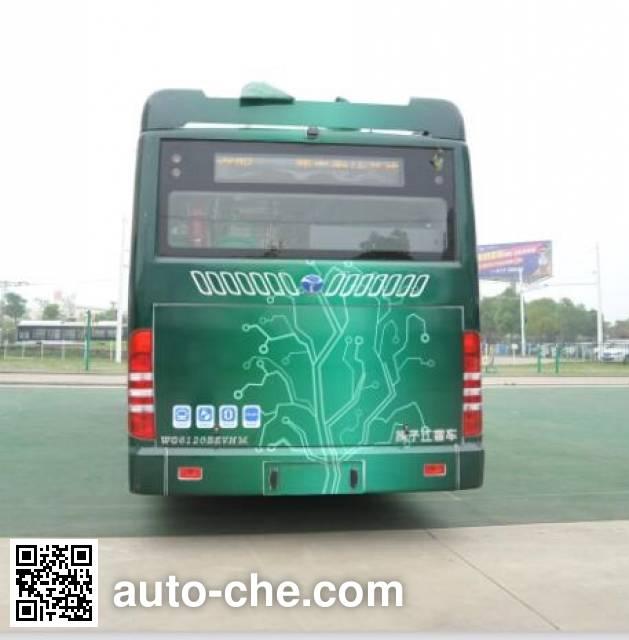 扬子江牌WG6120BEVHM4纯电动城市客车