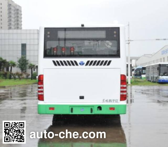 Yangtse WG6120BEVHM6 electric city bus