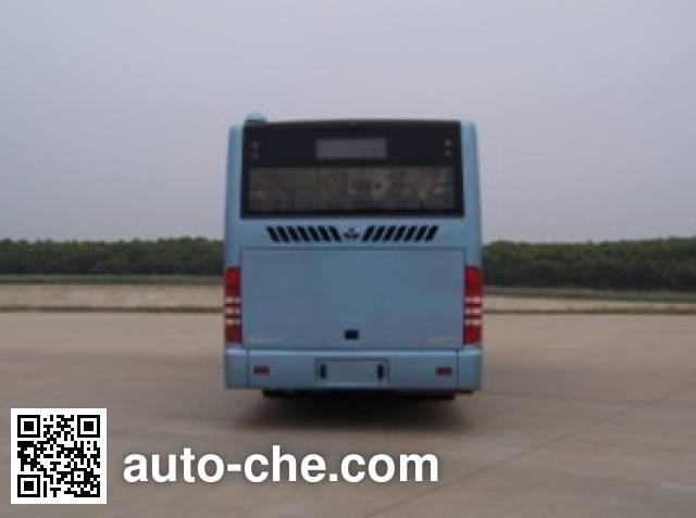 扬子江牌WG6120CHEVAM混合动力城市客车