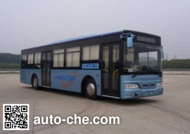 扬子江牌WG6120PHEVAM混合动力城市客车