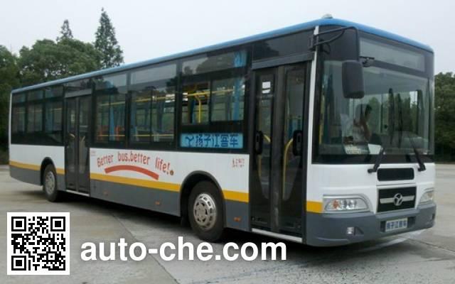 扬子江牌WG6120NQM4城市客车