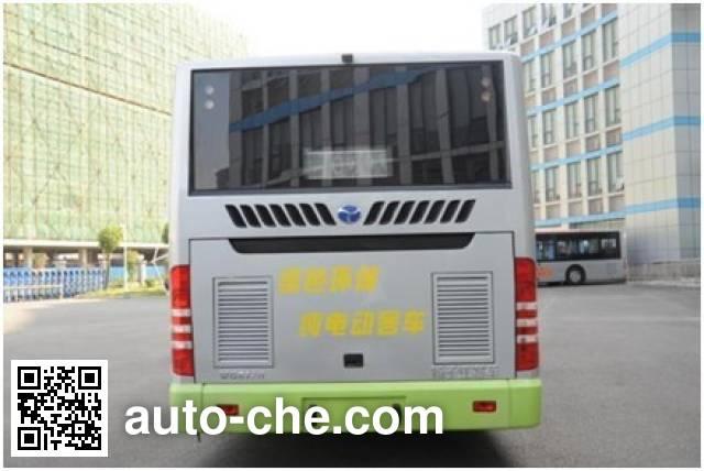 扬子江牌WG6121BEVHM纯电动城市客车