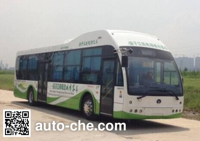 Yangtse WG6129BEVH electric city bus
