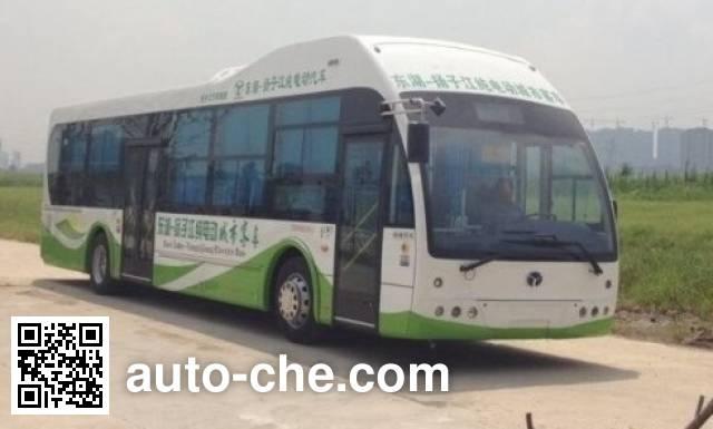 扬子江牌WG6129BEVHY1纯电动城市客车