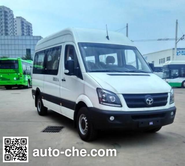 扬子江牌WG6610BEVQL2纯电动客车