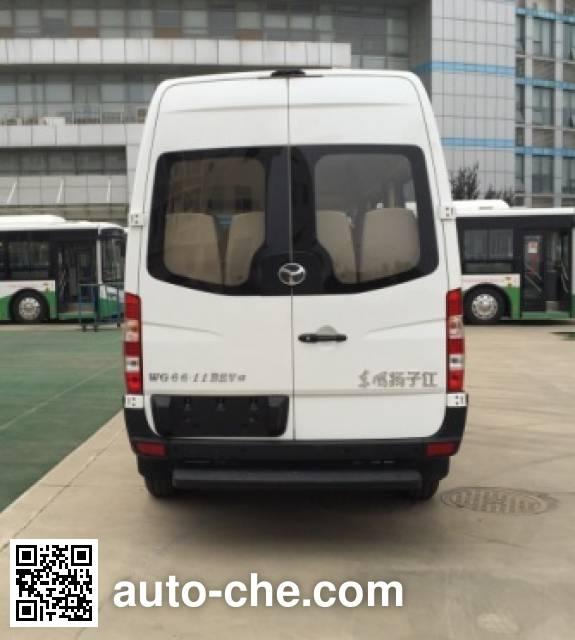 扬子江牌WG6611BEVQ纯电动客车