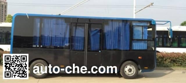 扬子江牌WG6620BEVZ纯电动城市客车