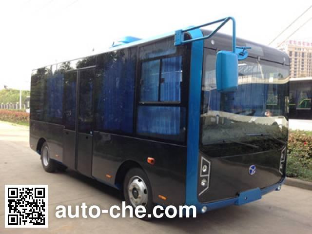 扬子江牌WG6620BEVZT2纯电动城市客车