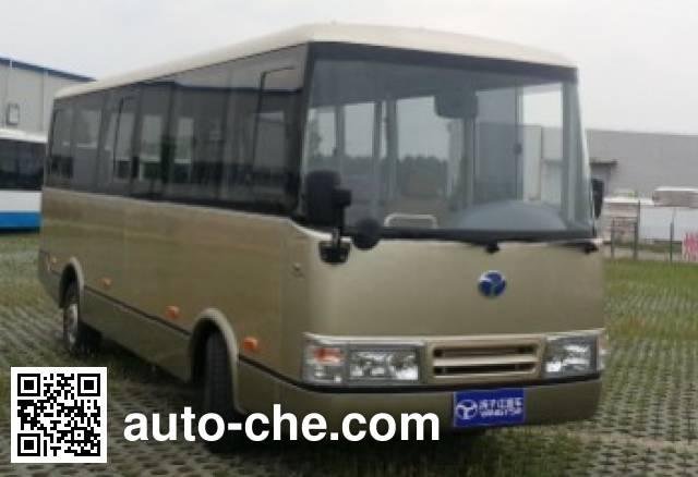 扬子江牌WG6650BEVH纯电动城市客车