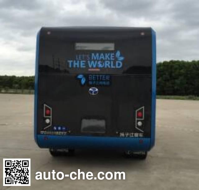 扬子江牌WG6650BEVZT4纯电动城市客车