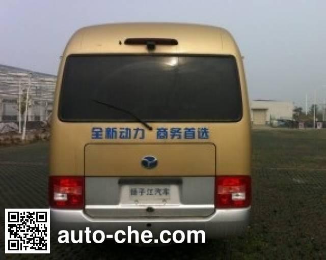扬子江牌WG6701BEVH纯电动客车