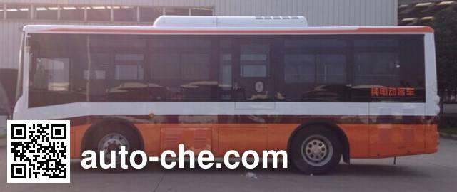 扬子江牌WG6821BEVH纯电动客车