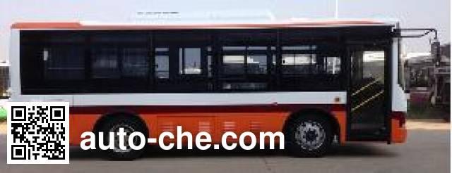 扬子江牌WG6821BEVHK1纯电动客车