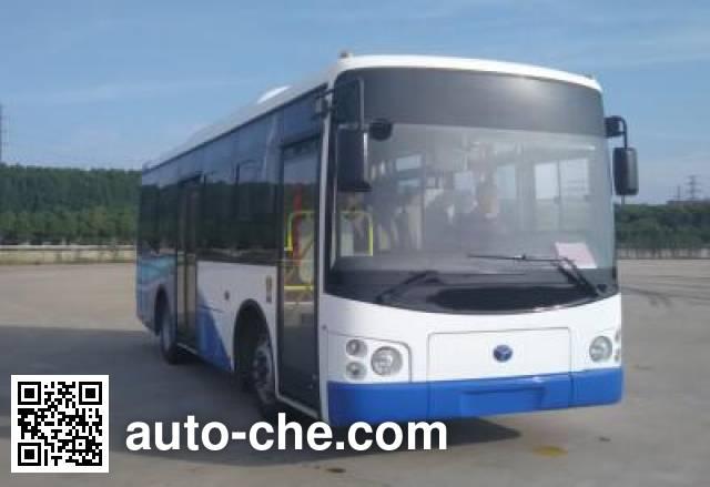 扬子江牌WG6821BEVHK6纯电动客车
