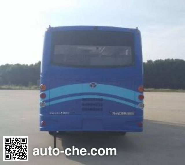 扬子江牌WG6821BEVHK7纯电动客车