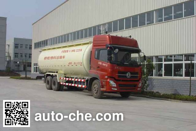 Wugong WGG5250GFLE bulk powder tank truck