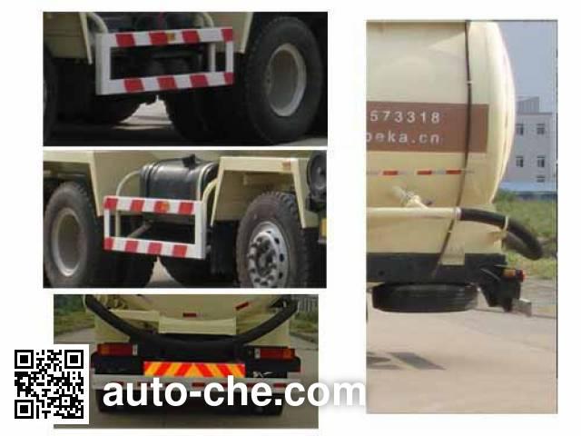 Wugong WGG5310GFLE bulk powder tank truck