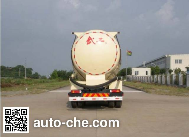 Wugong WGG5312GFLB medium-density bulk powder transport truck