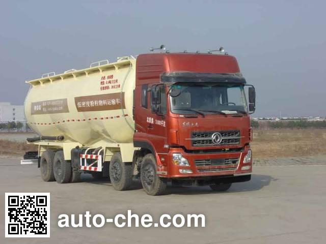 Wugong WGG5313GFLE1 low-density bulk powder transport tank truck