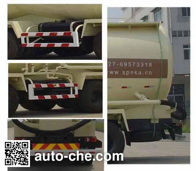 Wugong WGG5314GFLE medium-density bulk powder transport truck