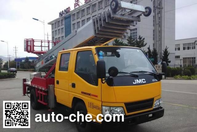 Guangtai WGT5040TBA ladder truck