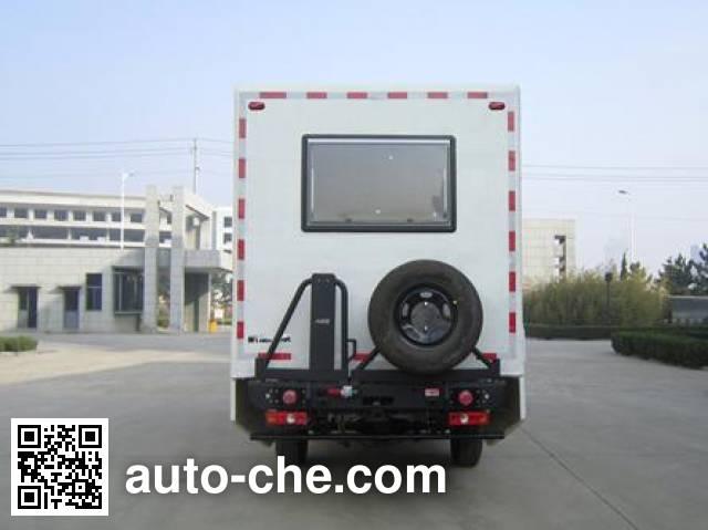 广泰牌WGT5050XLJGT1旅居车