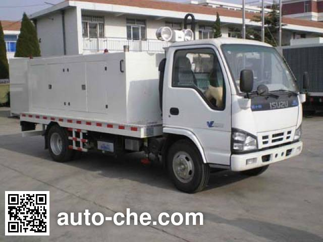 Guangtai WGT5050YJ50 emergency power supply truck