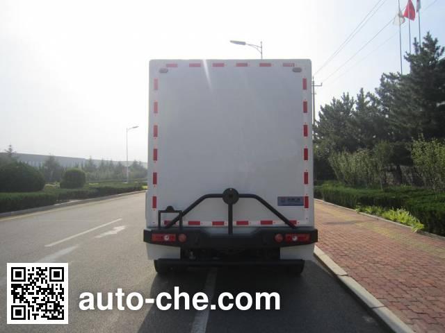 Guangtai WGT5070XLJ motorhome