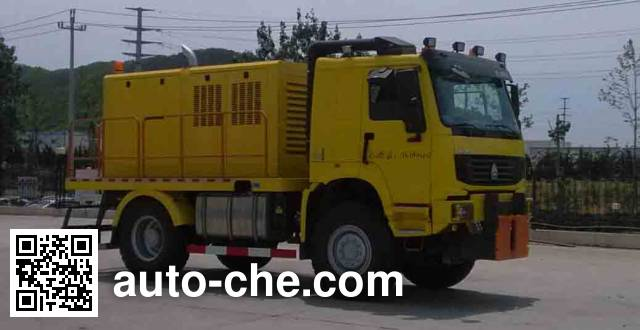 Guangtai WGT5160TCX snow remover truck