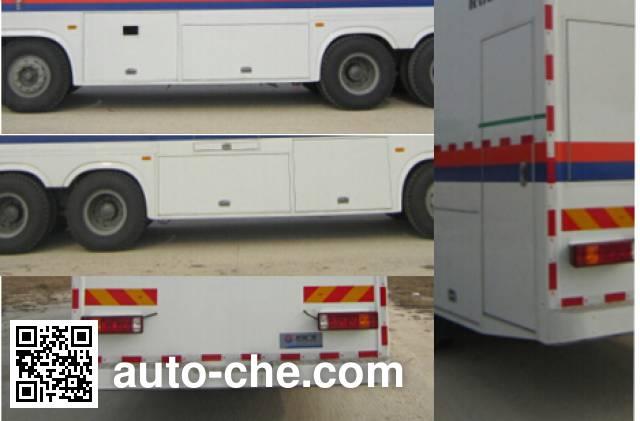 Guangtai WGT5200XLJ motorhome