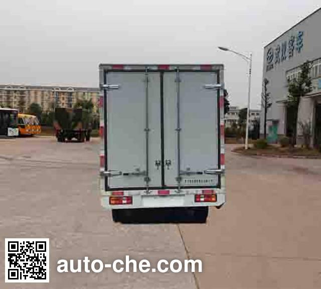华中牌WH5020XXYBEV纯电动厢式运输车